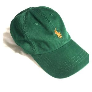 Ralph Lauren Polo core classic sports cap.